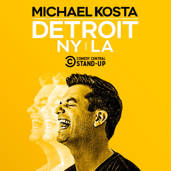 Michael Kosta Comedy Central Stand-up
